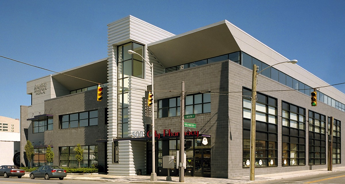 Medical Office Building   DesignGroup   Columbus, OH and Pittsburgh, PA