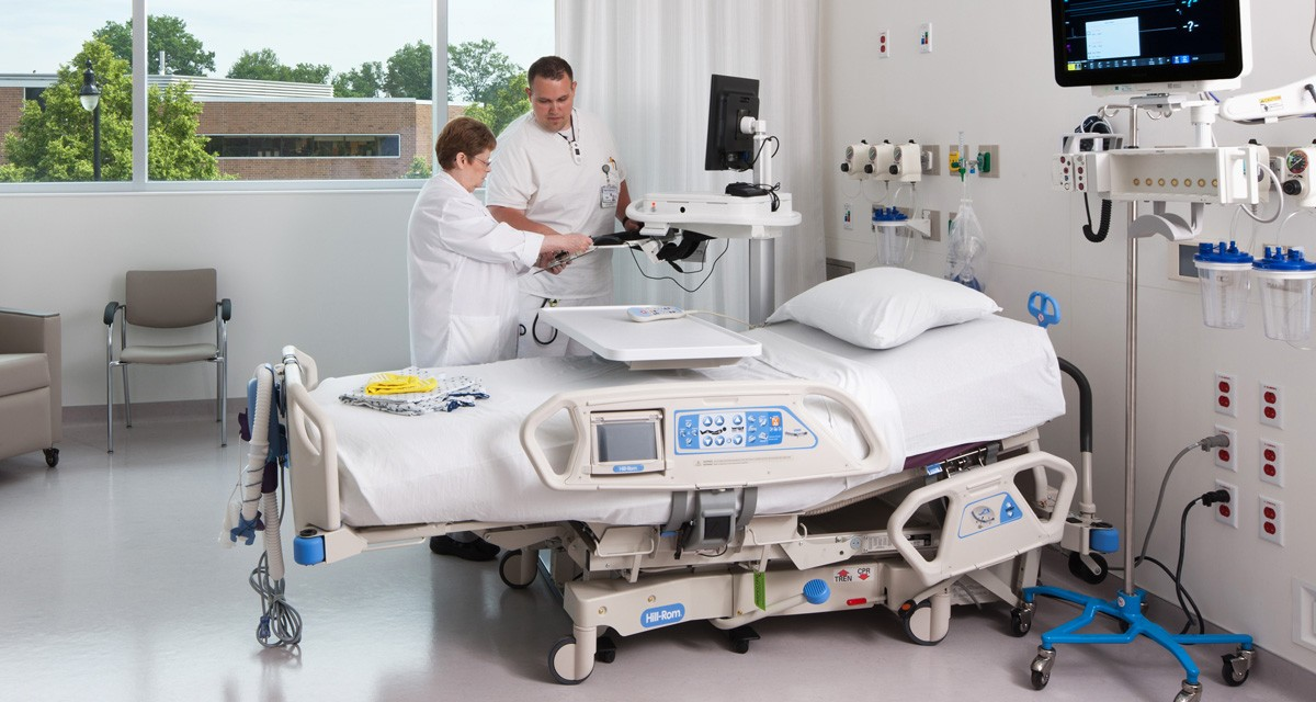 Cleveland Clinic Hospital Patient Rooms